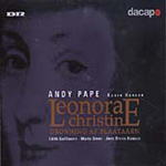 Pape: Leonora Christine, Queen of Blaataarn (CD)