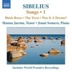 Sibelius: Songs, Vol 1 (CD)