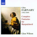 Farnaby: Complete Fantasies for Harpsichord (CD)