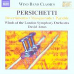 Persichetti: Symphonic Band Works (CD)