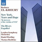 El-Khoury: New York, Tears and Hope (CD)
