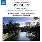 Wesley: Anthems (CD)