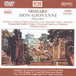 Mozart: Don Giovanni - Excerpts (DVDA)