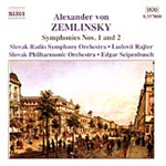Zemlinsky: Symphonies Nos 1 and 2 (CD)