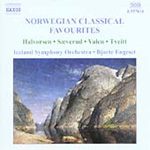 Norwegian Orchestral Favourites, Vol 2 (CD)