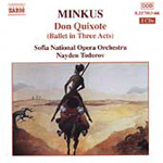 Minkus: Don Quixote (CD)