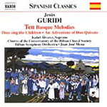 Guridi: Orchestral Works (CD)