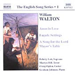 Walton: Songs (CD)