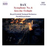 Bax: Symphony No 6; Into the Twilight (CD)