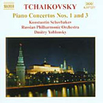 Tchaikovsky: Piano Concertos Nos 1 and 3 (CD)