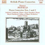 Pitfield: Piano Concertos Nos 1 & 2 (CD)