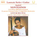 Anabel Montesinos Guitar Recital (CD)