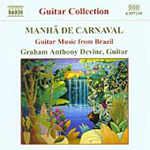 Manha de Carnaval - Guitar Music from Brazil (CD)