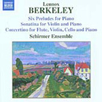 Berleley, L: Piano and Chamber Works (CD)