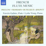 Patrick Gallois - French Flute Music (CD)