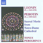 Leonin; Perotin: Sacred Works from Notre-Dame Cathedral (CD)