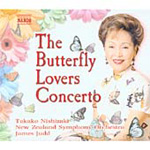 Chen: The Butterfly Lovers Concerto (CD)