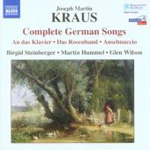 Kraus: Complete German Songs (CD)