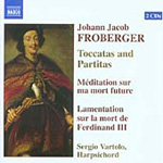 Froberger: Toccatas and Partitas (CD)