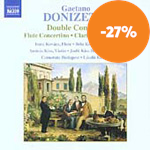 Donizetti: Instrumental Concerti (CD)