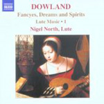 Dowland: Lute Music, Vol 1 (CD)