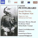 Petitgirard: Joseph Merrick, The Elephant Man (CD)