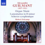 Guilmant: Organ Music (CD)
