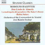Halffter: Orchestral Works (CD)