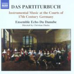 Instrumental Music at the Courts of 17th Century Germany (CD)