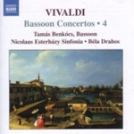 Vivaldi: Complete Bassoon Concertos, Vol 4 (CD)