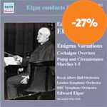 Elgar: Enigma Variations; Pomp & Circumstance Marches (CD)