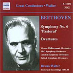 Beethoven: Symphony No 6; Overtures (CD)