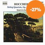Boccherini: String Quartets Opp 32 & 39 (CD)