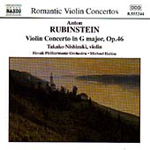 Rubinstein: Violin Concerto, Op. 46; Cui: Suite Concertante, Op. 25 (CD)