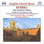 Rubbra: Choral Works (CD)