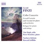 Finzi: Cello Concerto & Grand Fantasia (CD)
