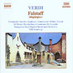 Verdi: Falstaff (excs) (CD)