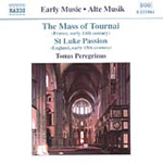 The Mass of Tournai (CD)
