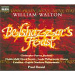 Walton: Belshazzar's Feast; Crown Imperial; Orb and Sceptre (CD)