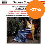Preludes and Choruses from Zarzuelas (CD)