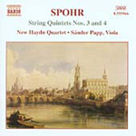 Spohr: String Quintets Nos 3 and 4 (CD)