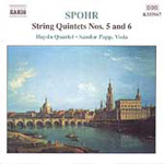 Spohr: Srings Quintets Nos 5 and 6 (CD)
