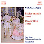Massenet: Orchestral Suites (CD)