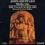 Sheppard: Sacred Choral Works (CD)