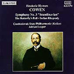 Cowen: Orchestral Works (CD)