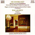 Balakirev and Mussorgsky: Piano Works (CD)