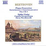 Beethoven: Piano Concertos 3 and 4 (CD)