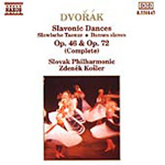 Dvorák: Slavonic Dances (CD)