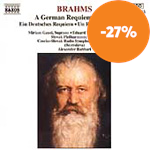 Produktbilde for Brahms: Ein Deutsches Requiem (CD)