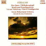 R. Strauss: Orchestral Works (CD)